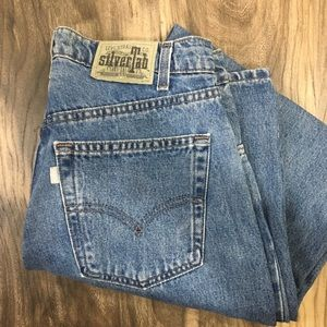 VTG Levi's Silvertab baggy jeans 32x32